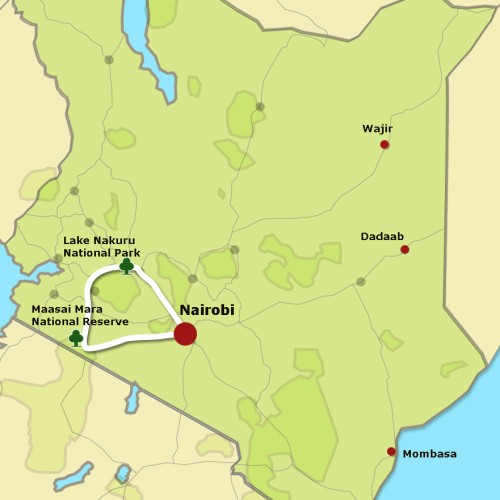 Kenya Great Rift Valley Days South Expedition Africa - Africa map great rift valley